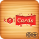 KeiCards - Package with Several Animated Cards