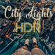 16 City Lights HDR Lightroom Presets