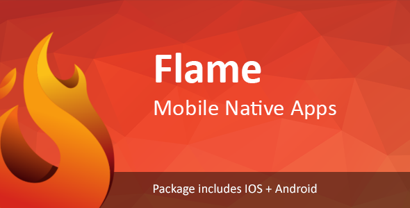 CodeCanyon Flame Mobile Bundle Applications For Flame Viral Media Script 20906529