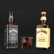 JACK DANIELS - 3DOcean Item for Sale