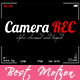 Camera Rec - VideoHive Item for Sale