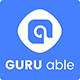 Guru Able Bootstrap 4 Admin Dashboard Template & Angular 4 version