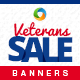 Veterans Day Banners