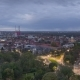 Hannover Cityscape at Evening. . - VideoHive Item for Sale