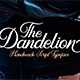 Dandelion Script - GraphicRiver Item for Sale