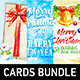 Christmas & New Year Cards vol.3 - GraphicRiver Item for Sale