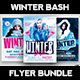 Winter Bash Flyer Bundle - GraphicRiver Item for Sale