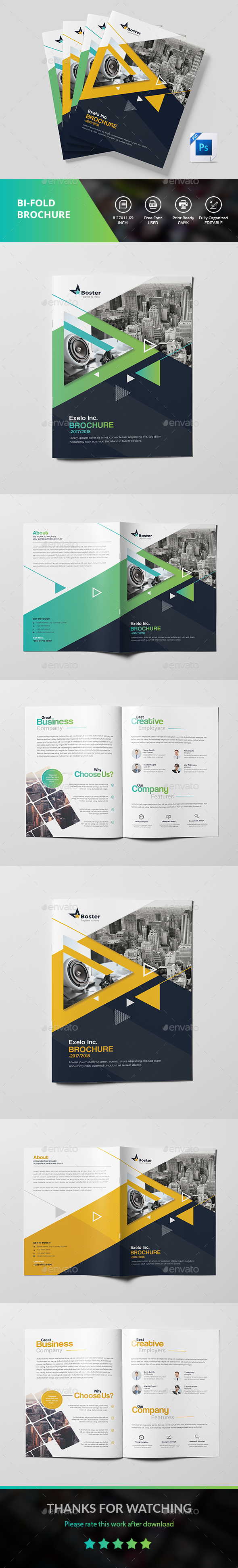 GraphicRiver Brochure 20908110