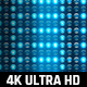 30 Lights Stage Blue Glow 4K Loop Footages/ Cold Award Led Light Stage Backgrounds/ Star Dance Party - VideoHive Item for Sale