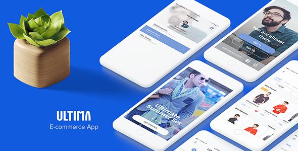 CodeCanyon E Fashion Android App 20908165