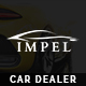 IMPEL Car Dealer PSD Template - ThemeForest Item for Sale