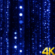 Blue Sparkling Particles - VideoHive Item for Sale