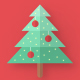 Flat Christmas / New Year Wish - VideoHive Item for Sale