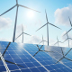 Solar Panels and Wind Turbines - VideoHive Item for Sale
