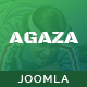 Agaza - Responsive Joomla Template For News/Magazines - ThemeForest Item for Sale