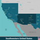 Southwestern United States - GraphicRiver Item for Sale