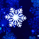 Snowflakes Loop Background - VideoHive Item for Sale