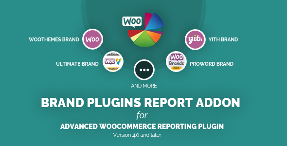CodeCanyon Brand Plugins Report Addon for Woocommerce Reporting 20909189