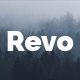Revo - Wide Blog WordPress Theme