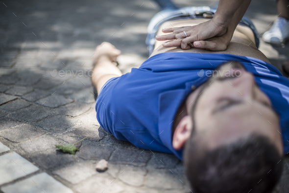 CPR - Stock Photo - Images