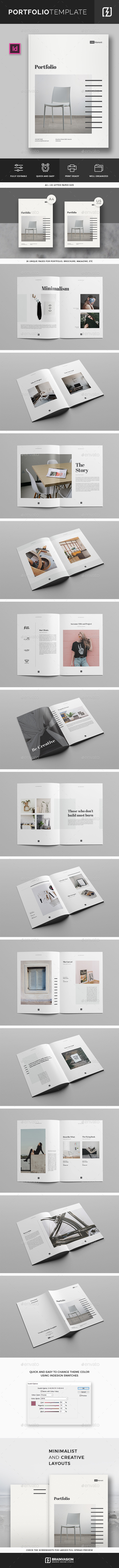 GraphicRiver Portfolio Template 20897813