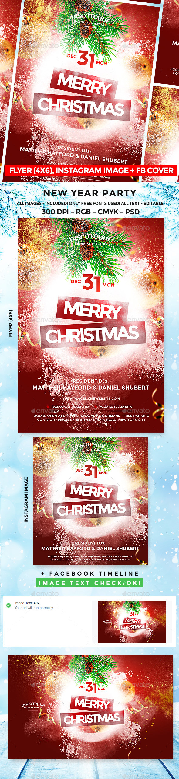 GraphicRiver Christmas 20910796