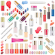 Vector Nails Makeup Cosmetics