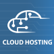 CLOUD HOSTING - One Page Hosting Landing Page