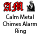 Calm Metal Chimes Alarm Ring