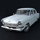Volga Gaz 23 - Full Textures with Full details