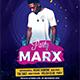 Party Marx Flyer