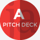 A Pitch Deck PowerPoint Presentation Template