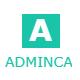 Adminca - Responsive Bootstrap 4 & 3, Angular 4 Admin Dashboard Template