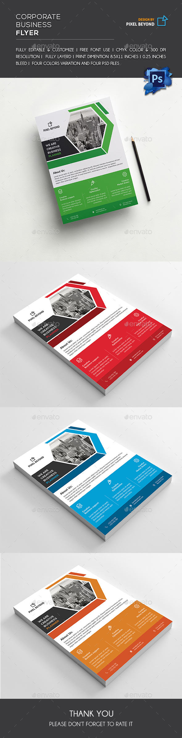GraphicRiver Flyer 20912698
