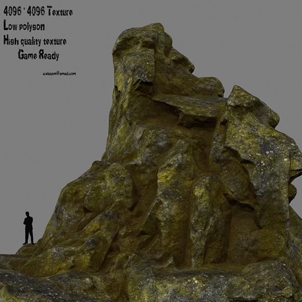 3DOcean rock 11 20912945
