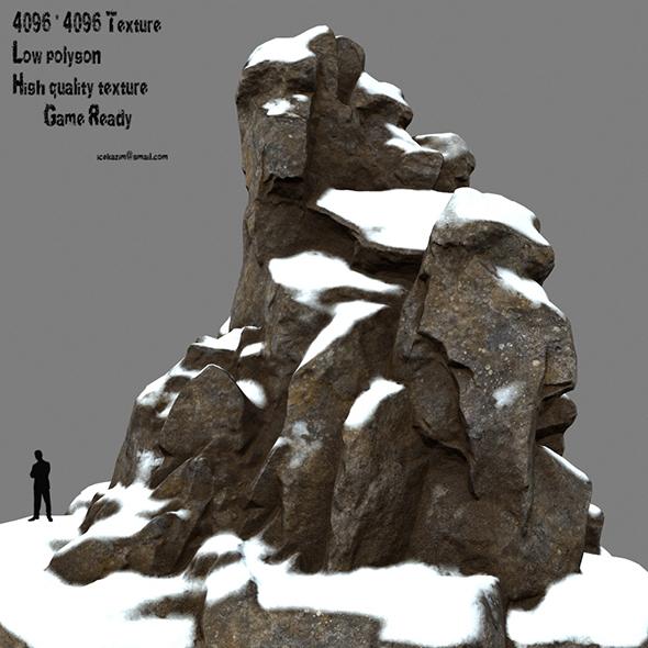 rock 23 - 3DOcean Item for Sale