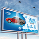 Car Wash Billboard