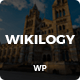 Wikilogy - Wiki & Blog WordPress Theme - ThemeForest Item for Sale