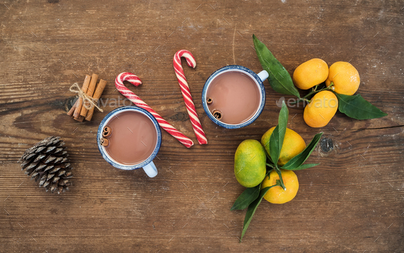 Christmas or New Year attributes - Stock Photo - Images