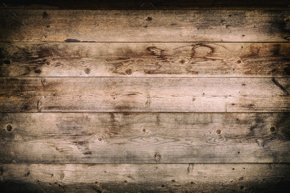 Close up of wooden panels - Stock Photo - Images