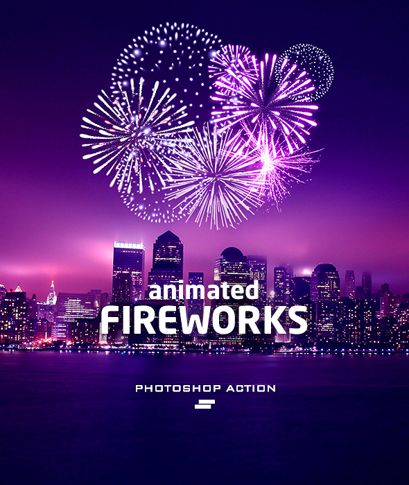 Gif animated fireworks photoshop action by sreda graphicriver gif animated fireworks photoshop action photo effects actions toneelgroepblik Image collections