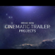 Cinematic Trailer 4 - VideoHive Item for Sale