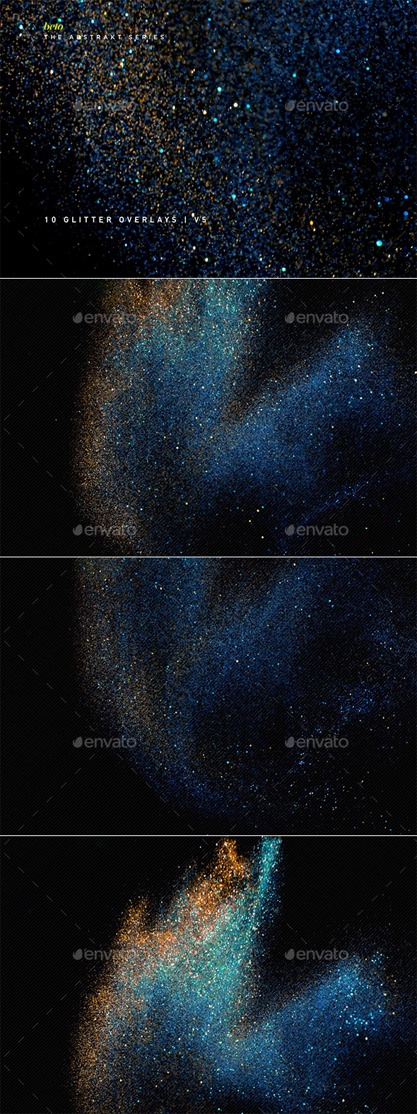 GraphicRiver Glitter Overlays V5 20914629