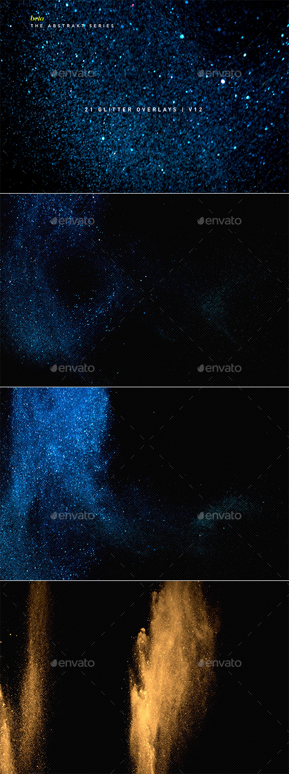 GraphicRiver Glitter Overlays V12 20914655