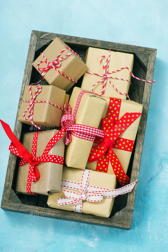 Gifts - Stock Photo - Images