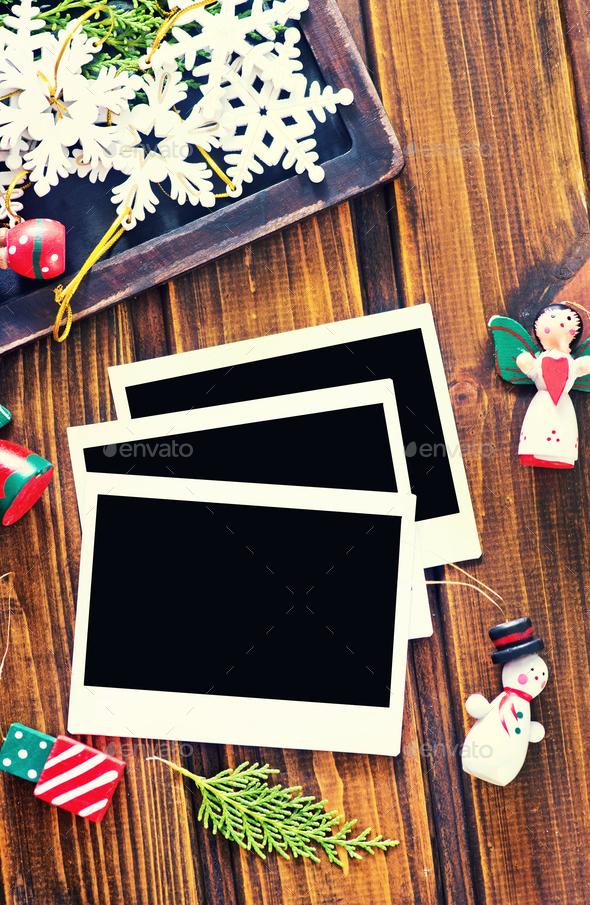photo frames - Stock Photo - Images