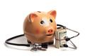 Piggy Bank Health Finance - PhotoDune Item for Sale