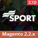 SM Sport - Responsive Magento 1.9 and Magento 2 Theme