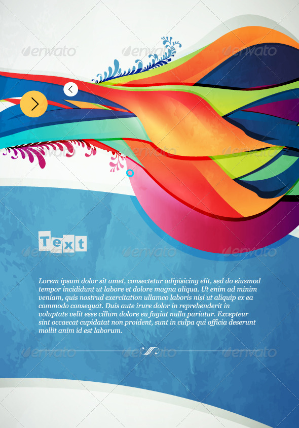 Abstract vector graphic - Abstract Conceptual