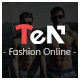 Ves Ten - Magento 2.2.x Theme Fashion